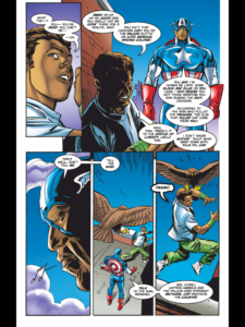"""""""Cap protects the country."""""""